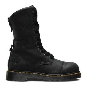 Dr. Martens Work Leah Steel Toe Boots